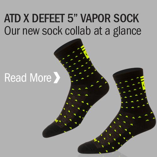 ATD x DeFeet Collab
