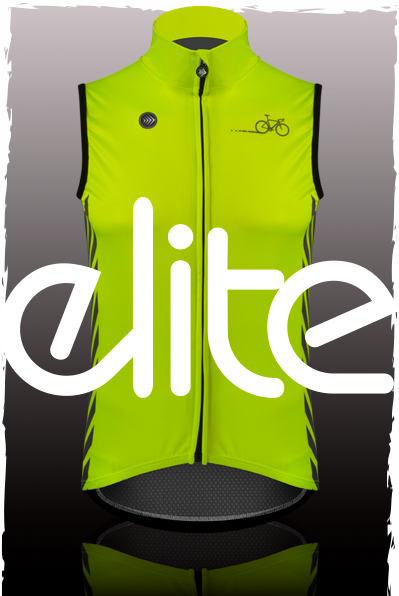 elite cycling vest