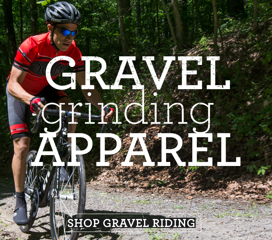gravel cycling apparel