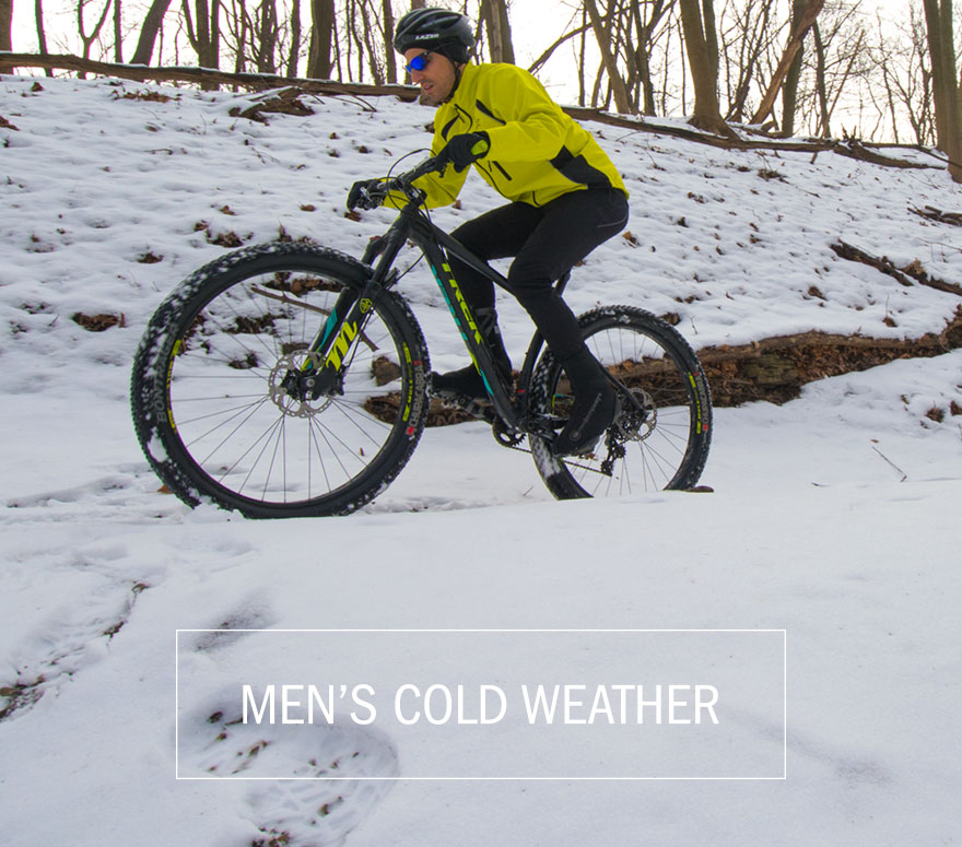 Men's Fall Cycling Apparel