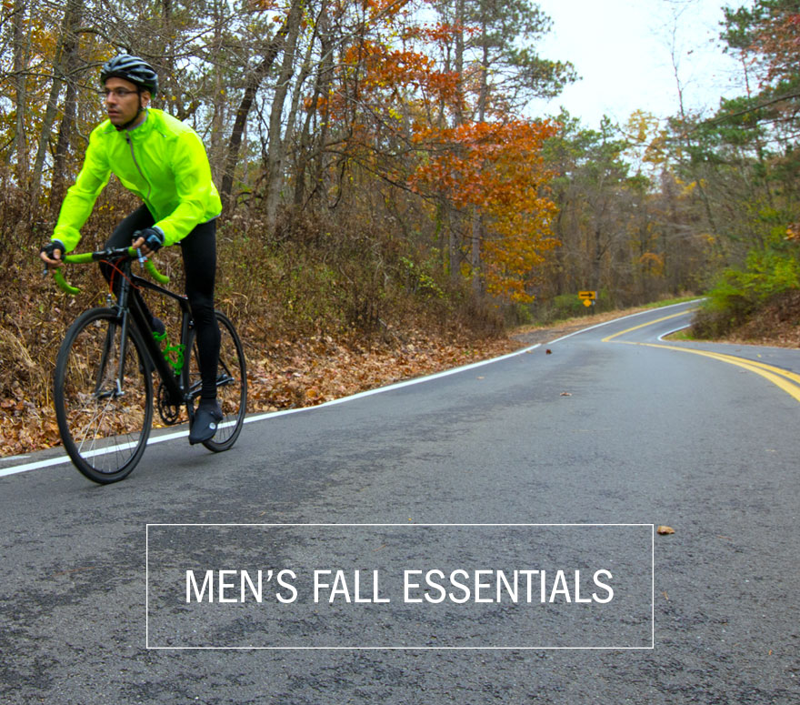 Men's Fall Cycling Apparel