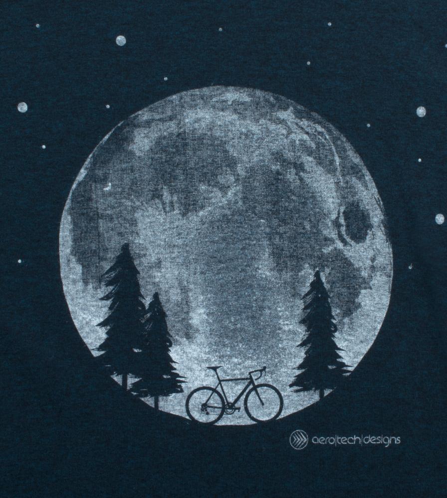 Men's Moon Adventure Front Graphic Detail