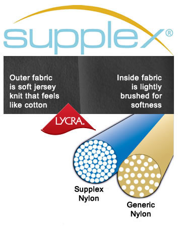 supplex fabric