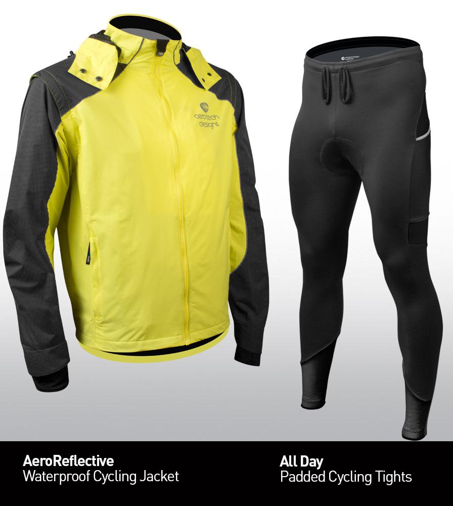 Aero Reflect Cycling Jacket Kit