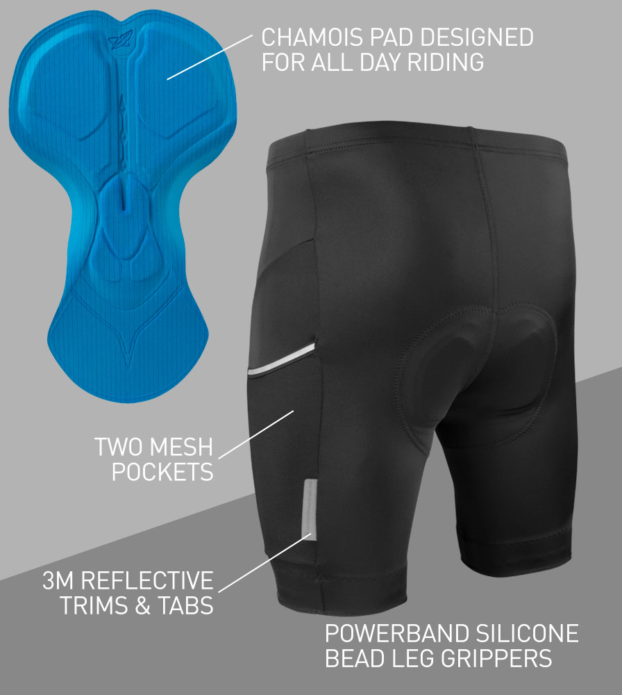 All Day Cycling Short Features