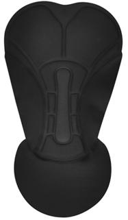 black pearl cycling chamois pad