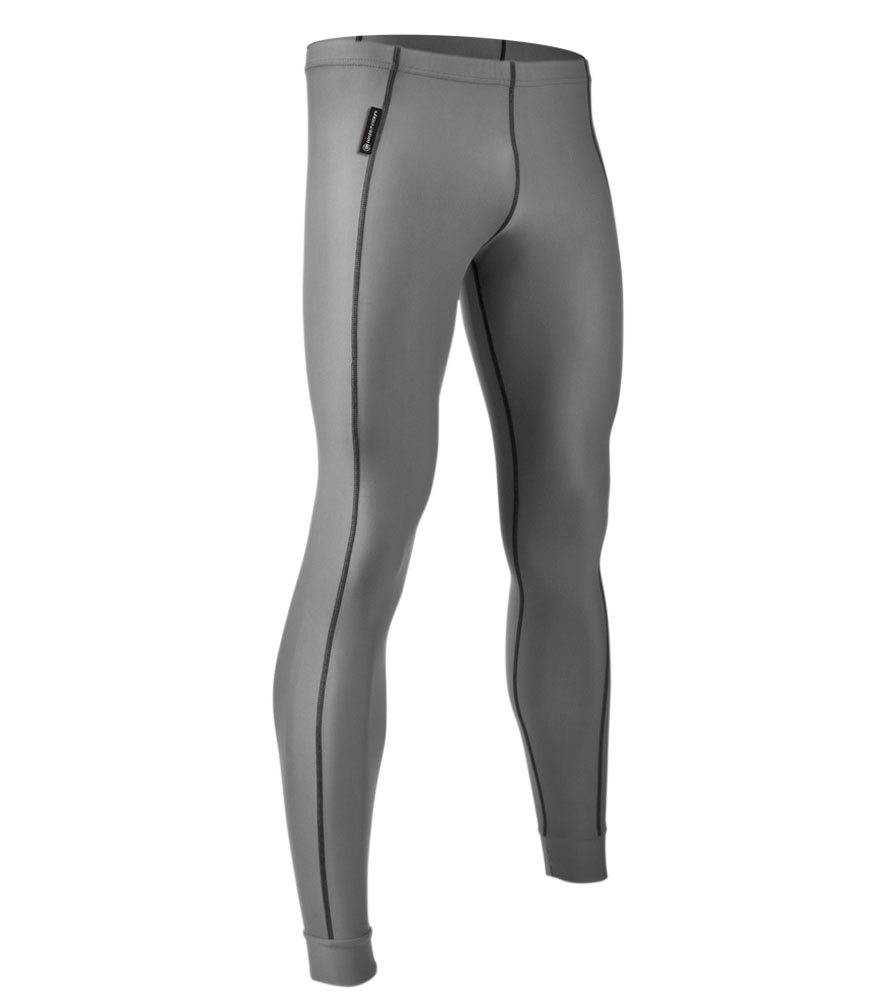 Compression Base Layer Pants in Charcoal
