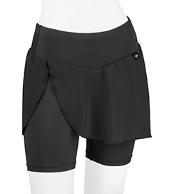 Padded Cycling Skort Front