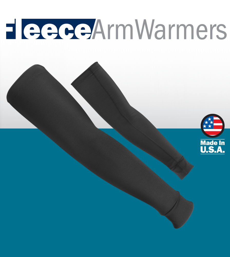 USA Fleece Arm Warmers