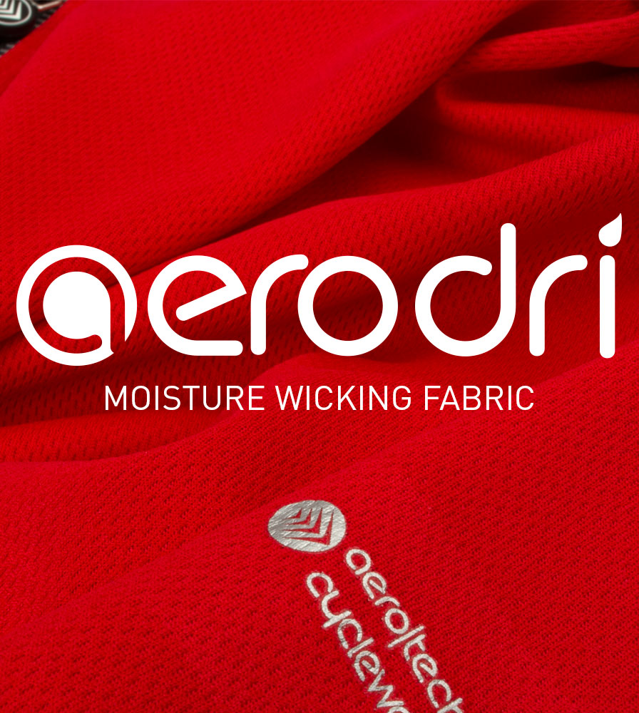 AeroDri Performance Polyester Fabric