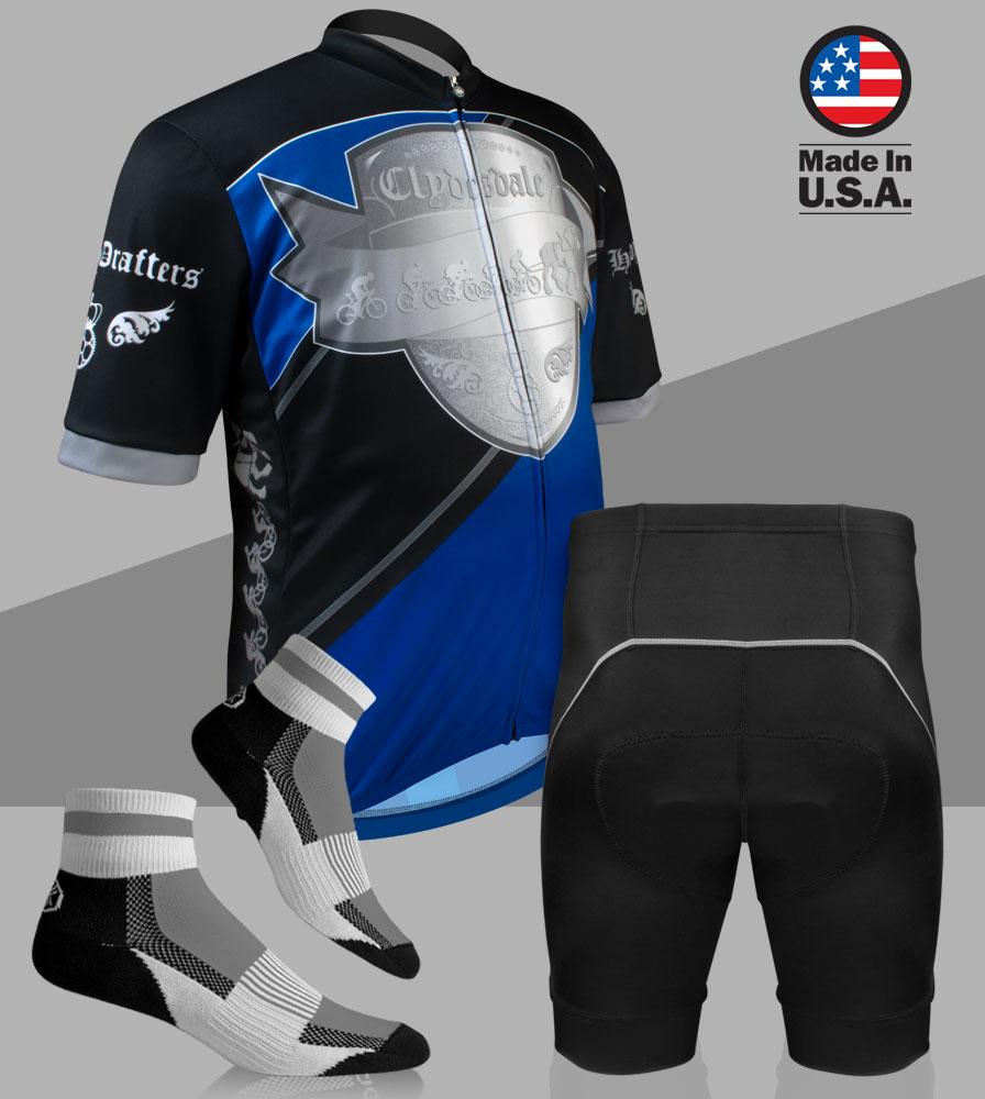 Big Men's Clydesdale Kit