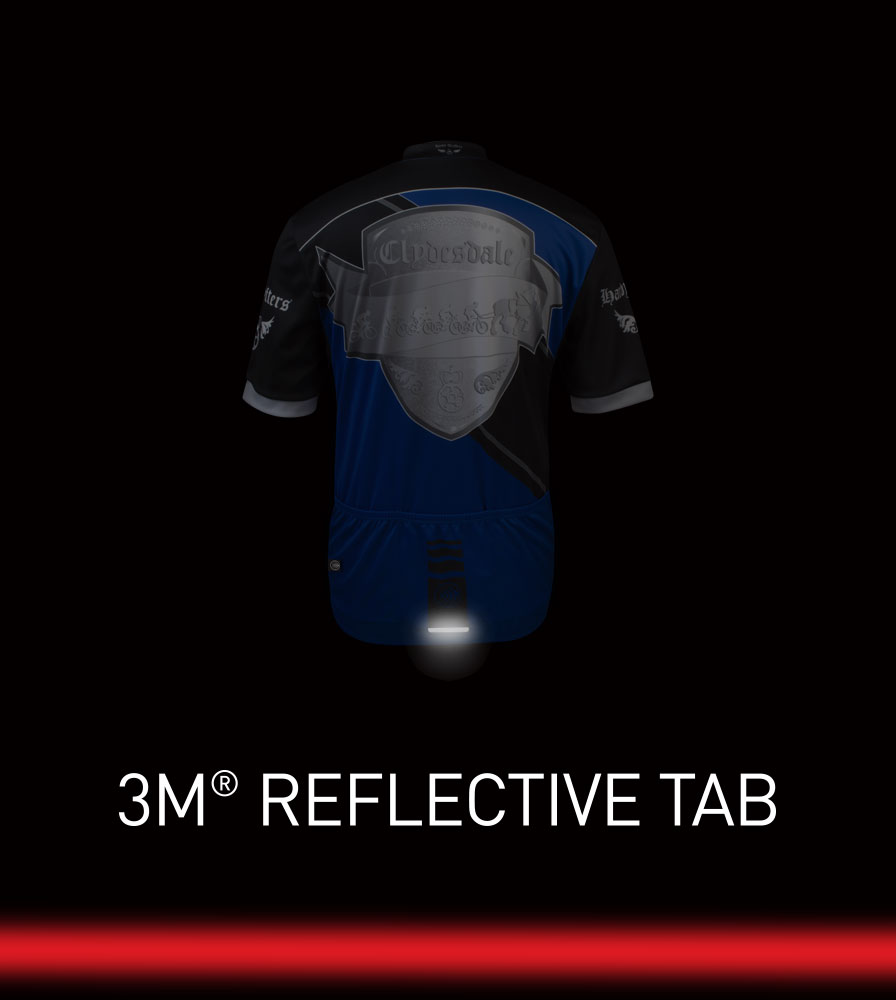 3m Reflective Tab for Safety