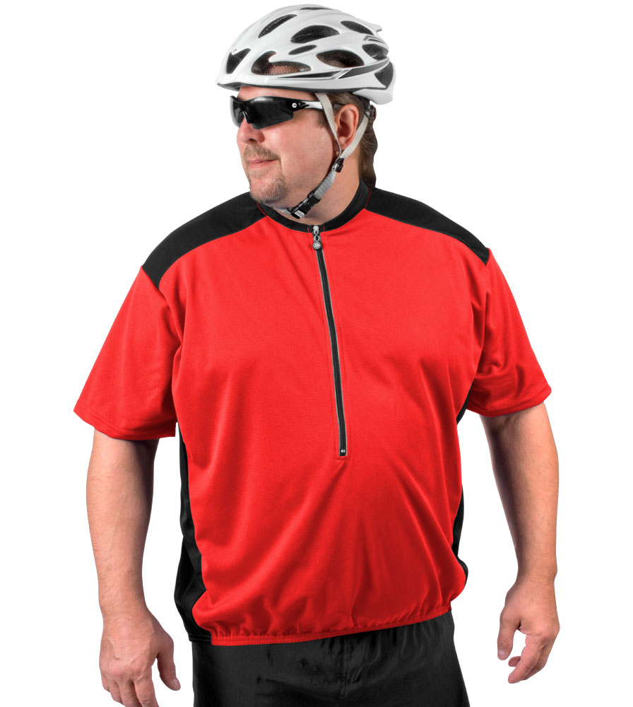 Big Men's Red Colossal Jersey