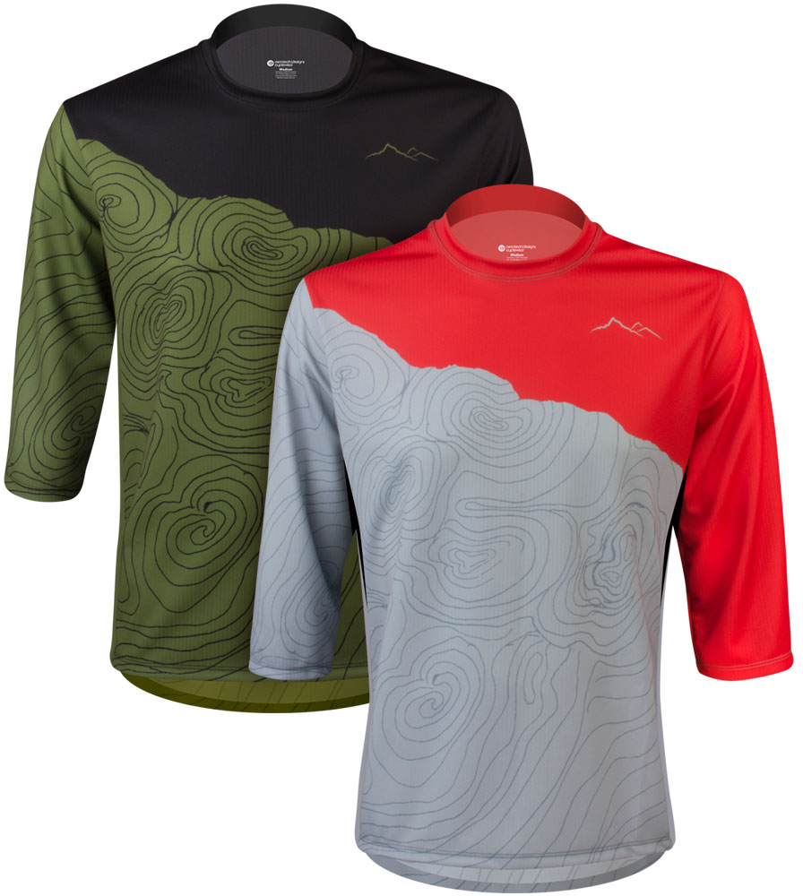 Camber TOPO Jersey
