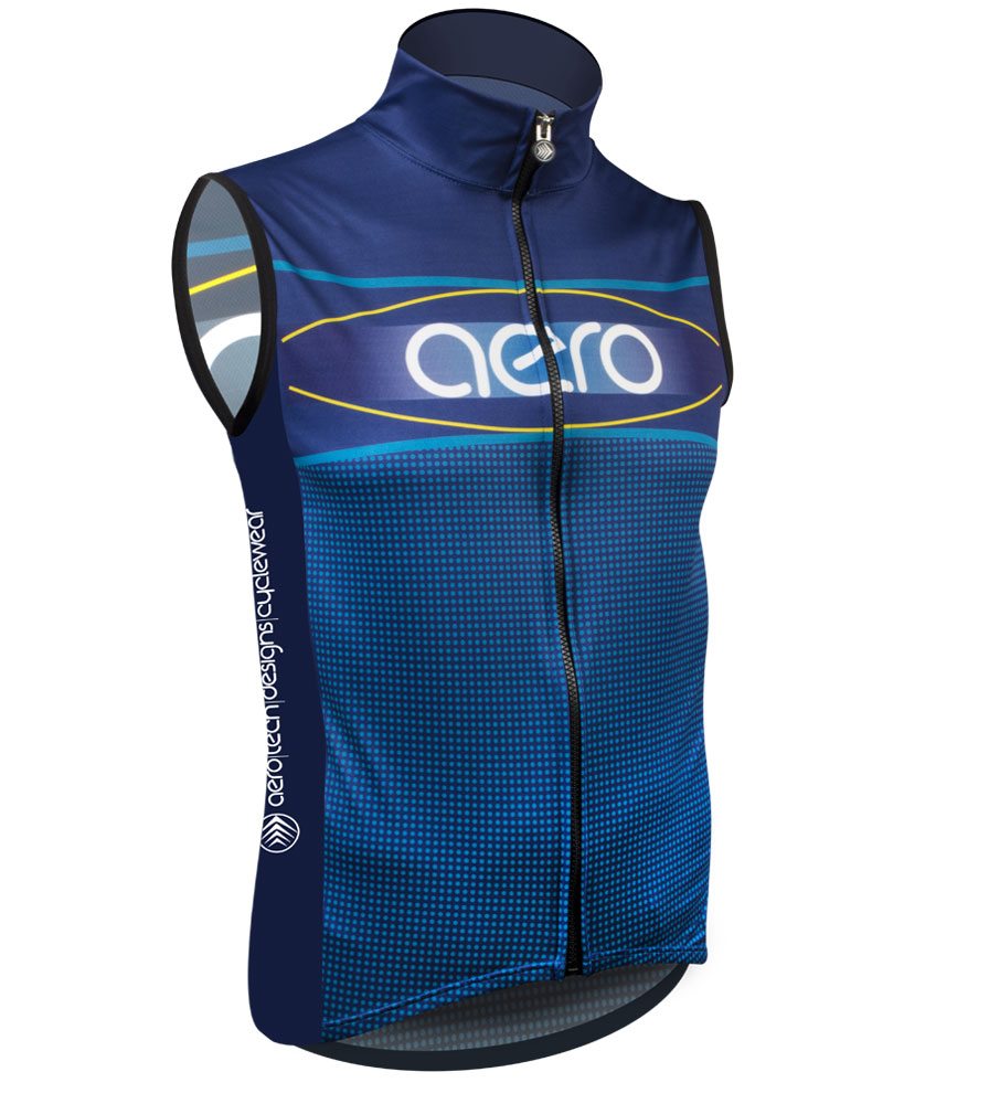 Custom-Cycling-Wind-vest