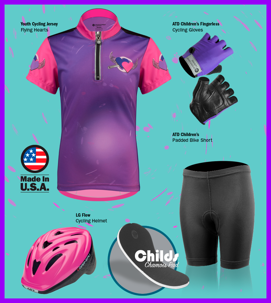 Flying Hearts Youth Kit