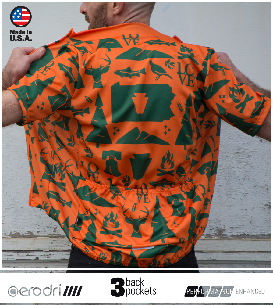 commonwealthcrusher-sprint-cyclingjersey-orange-model-back.png