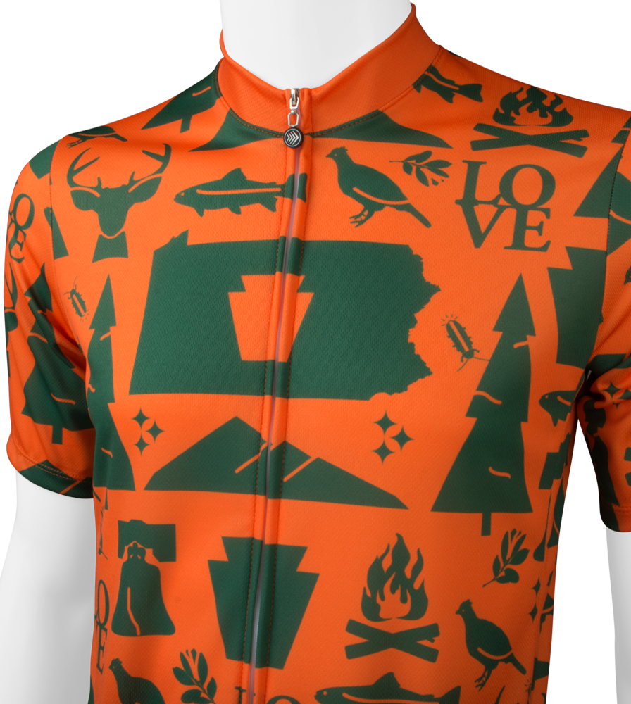 commonwealthcrusher-sprint-cyclingjersey-orange-offfront-detail.png