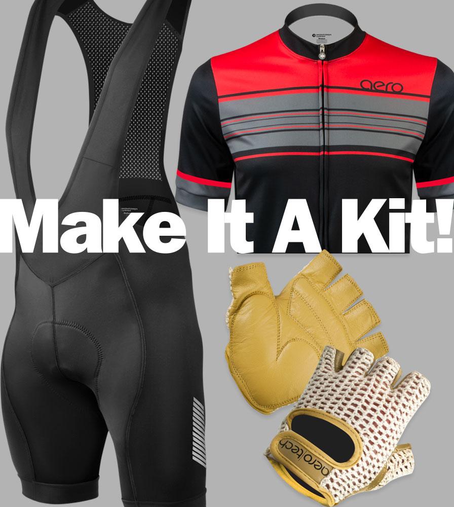 Crochet Cycling Glove Full Kit