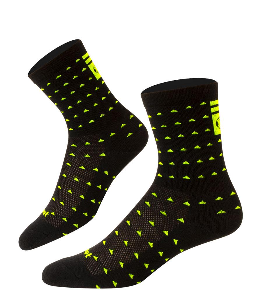 Aero Tech X DeFeet 5 Inch Vapor Cycling Sock Group