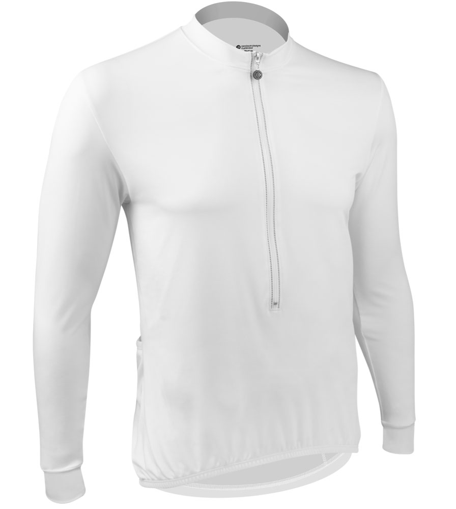 Eclipse Sun Protection Long Sleeve Cycling Jersey