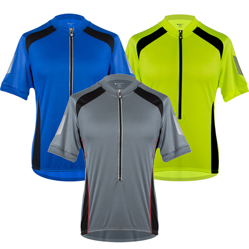aero tech elite cycling jersey