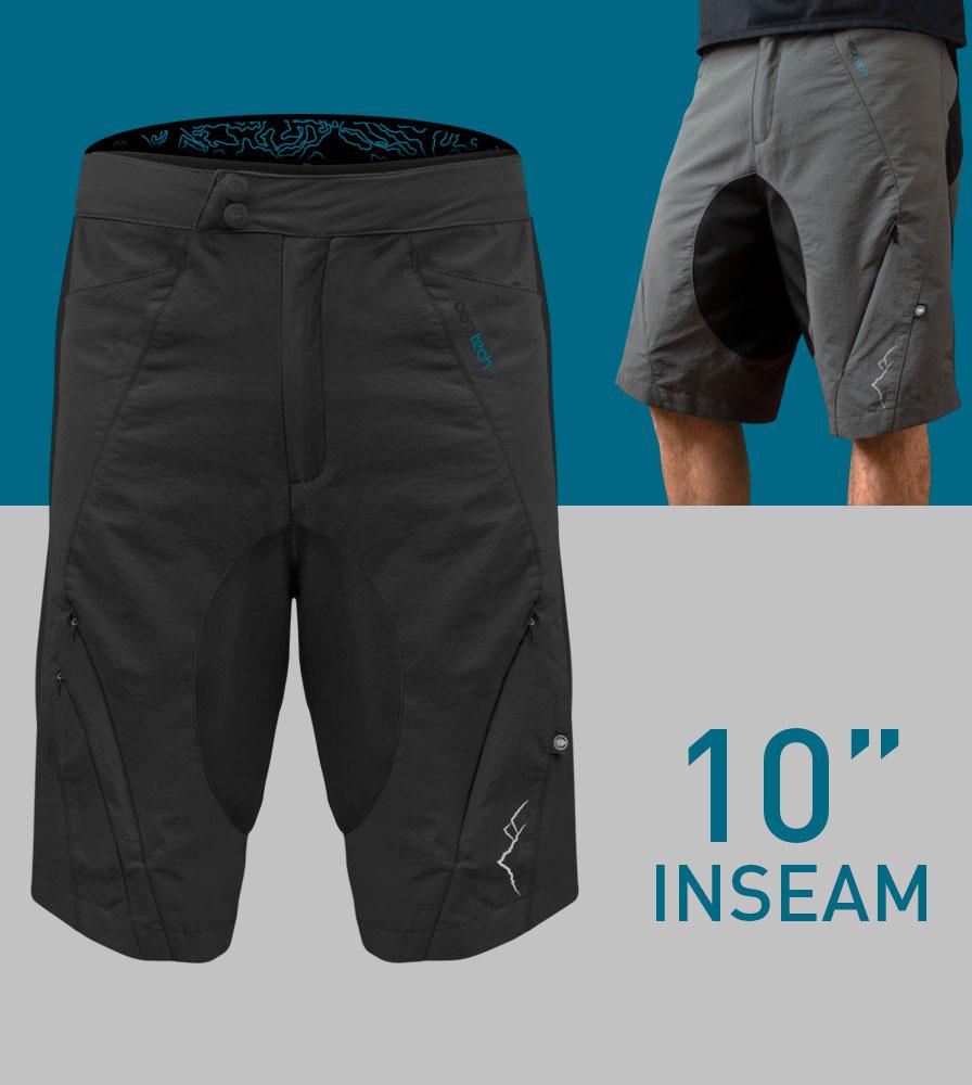 MTB Shorts Inseam