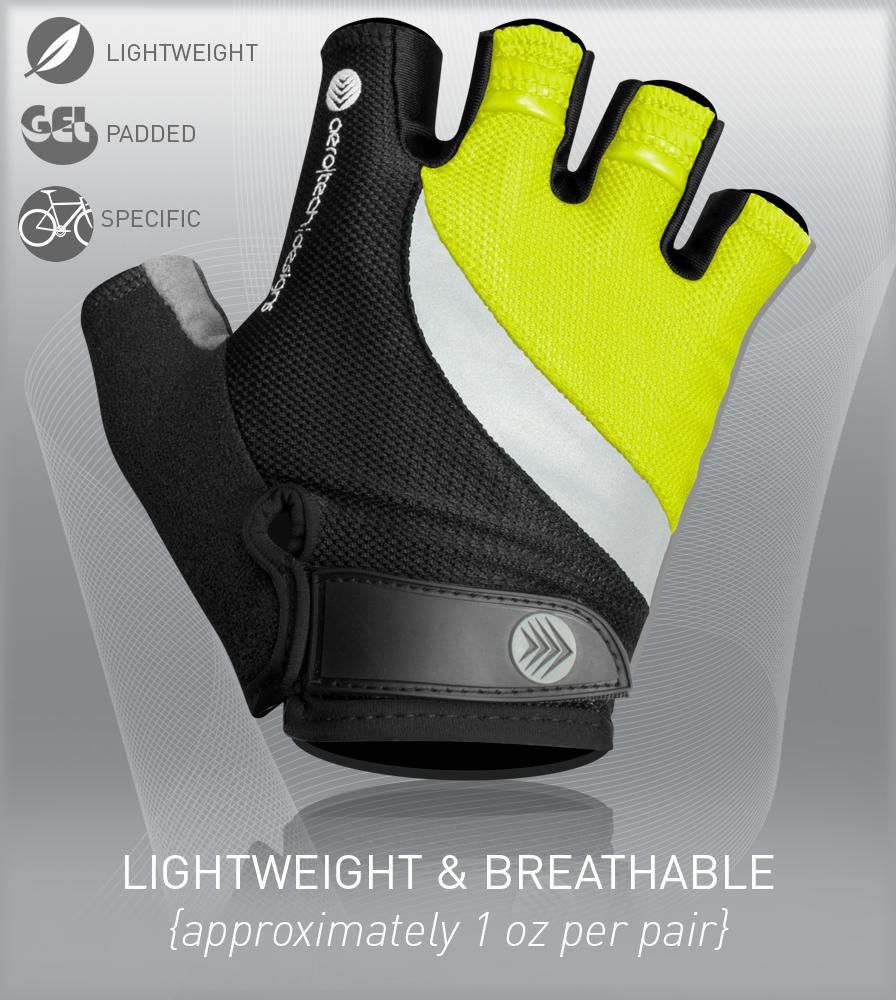 Lightweight Reflective Cycling Glove