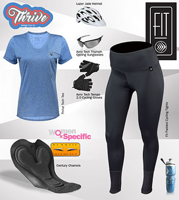 Thrive Cycling Kit
