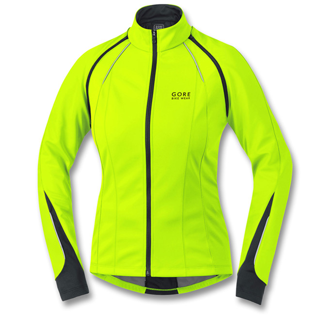 gore-woman-windstopper-softshell-phantom-2-jacket-with-removeable-sleeves-neon-yellow-black