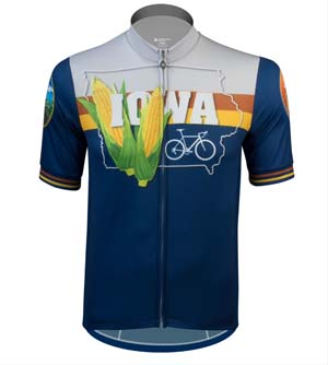 iowa cycling jersey
