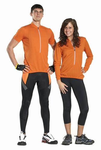 Solid Color Unisex Bike Jerseys