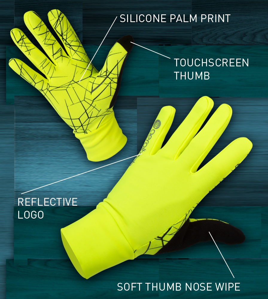 Spider Grip Features