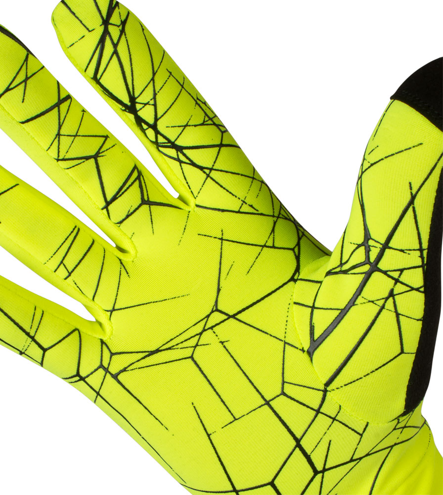 Silicone Palm Detail