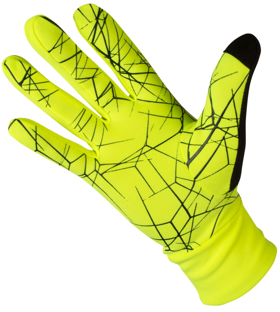 Full Finger Cycling Glove Palm