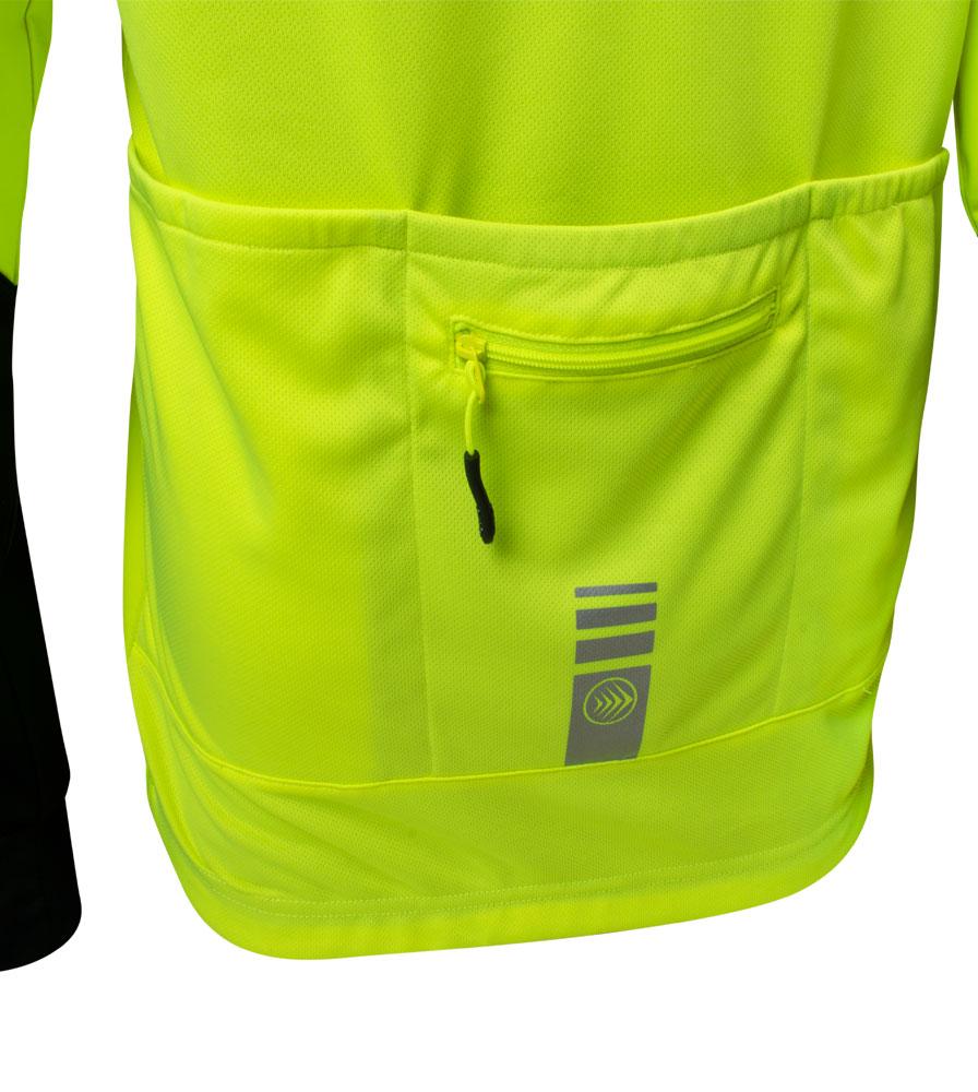 Women's Bolero Windbreaker Jacket Pocket Detail