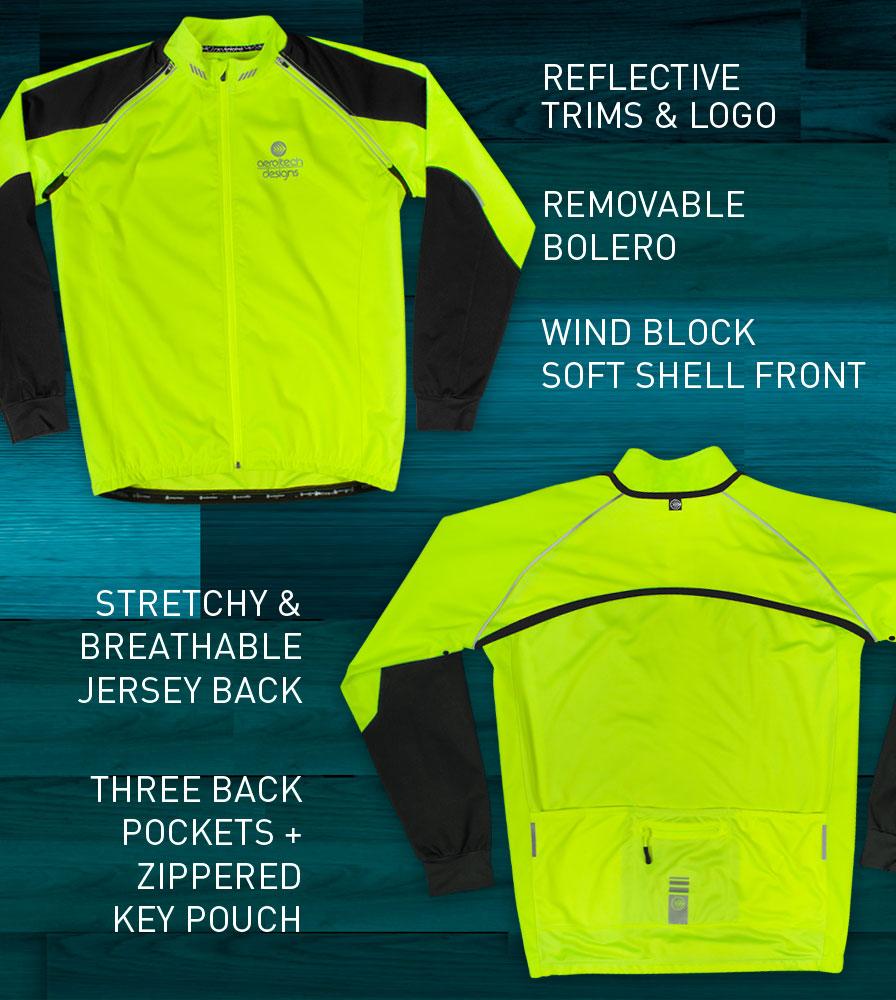 Women's Bolero Windbreaker Jacket