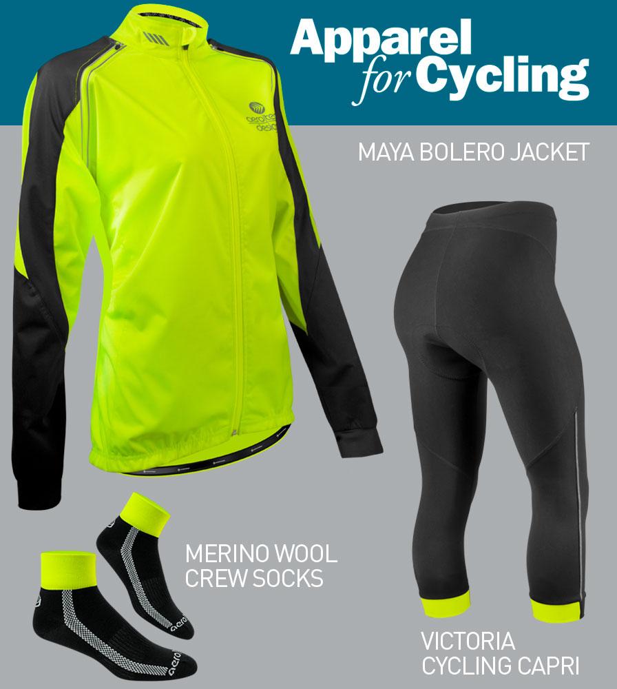 Maya Cycling Bolero Jacket Kit