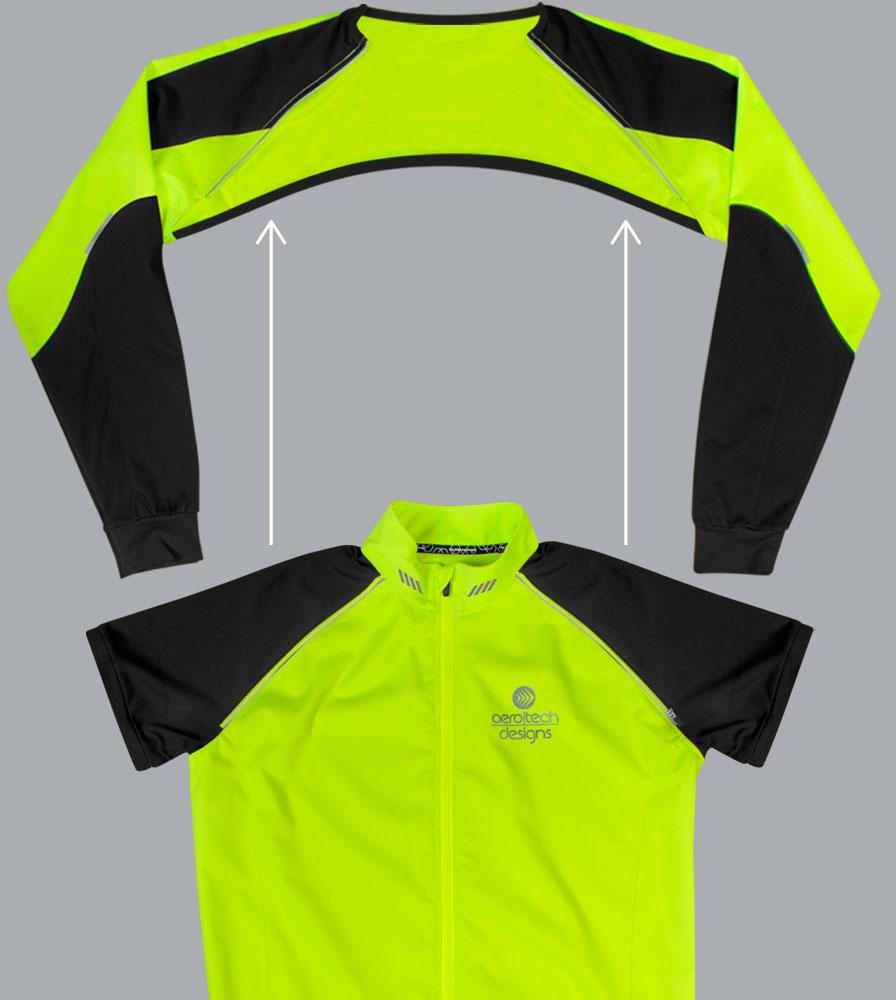 Sleeves Zip Off the Women's Bolero Jacket