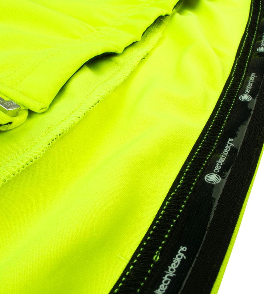 Women's Bolero Windbreaker Jacket Silicone Gripper Detail