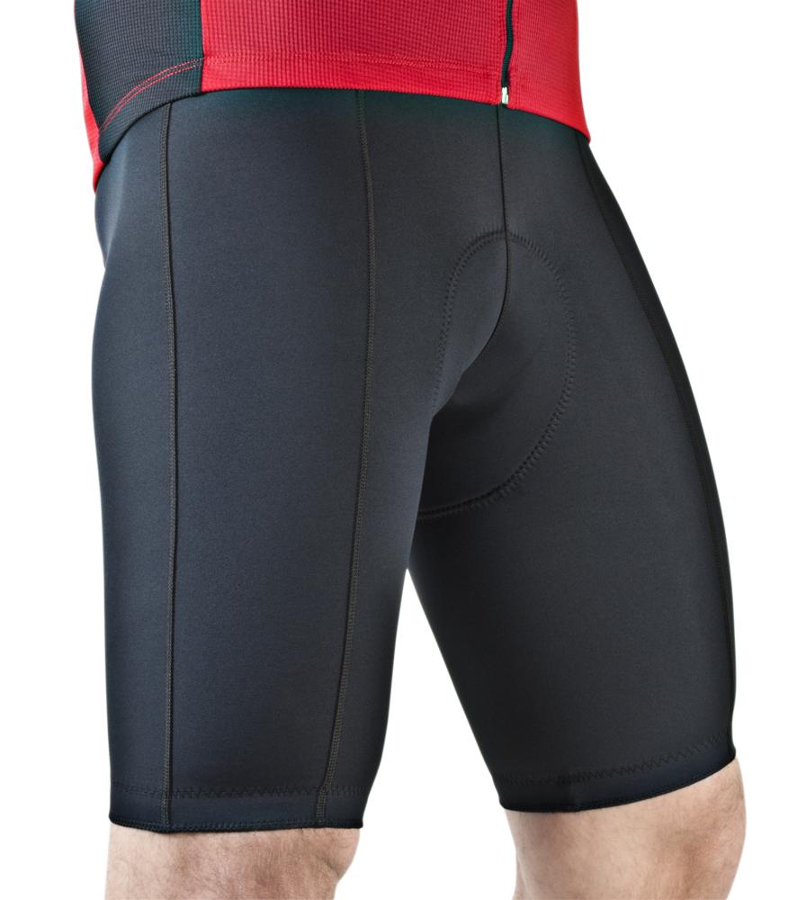Men's Century Cycling Short Model Front