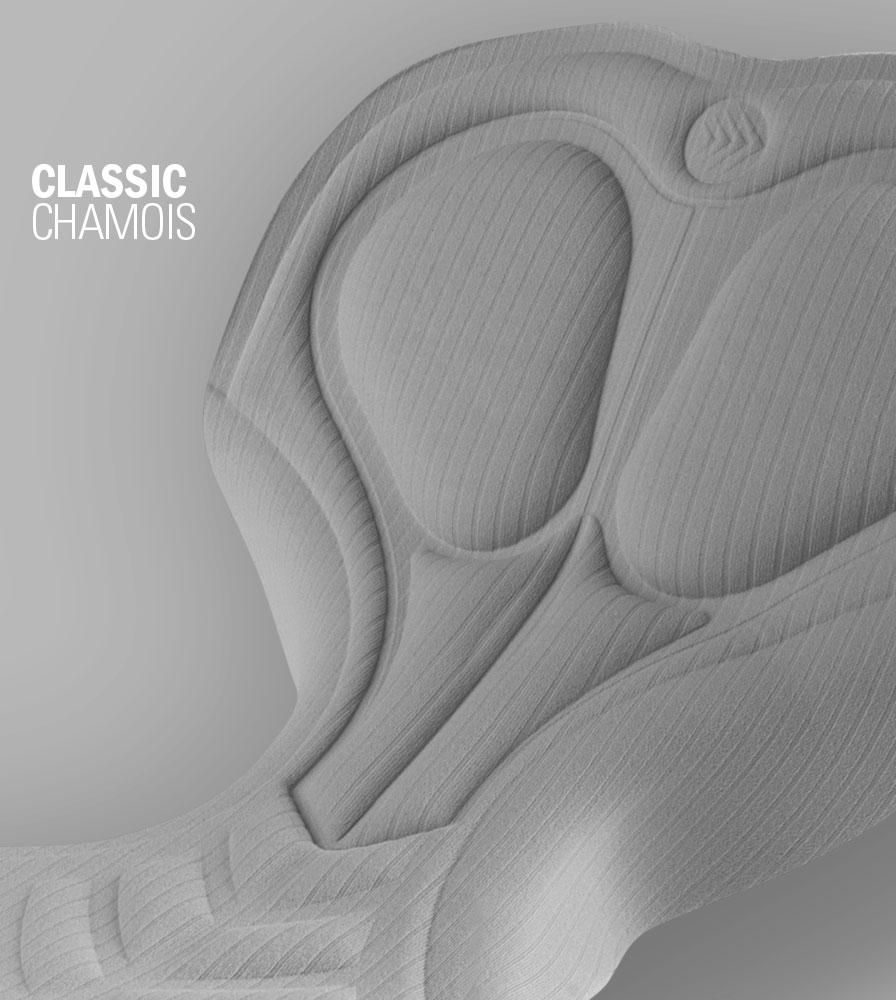 Classic Chamois Pad Close-up