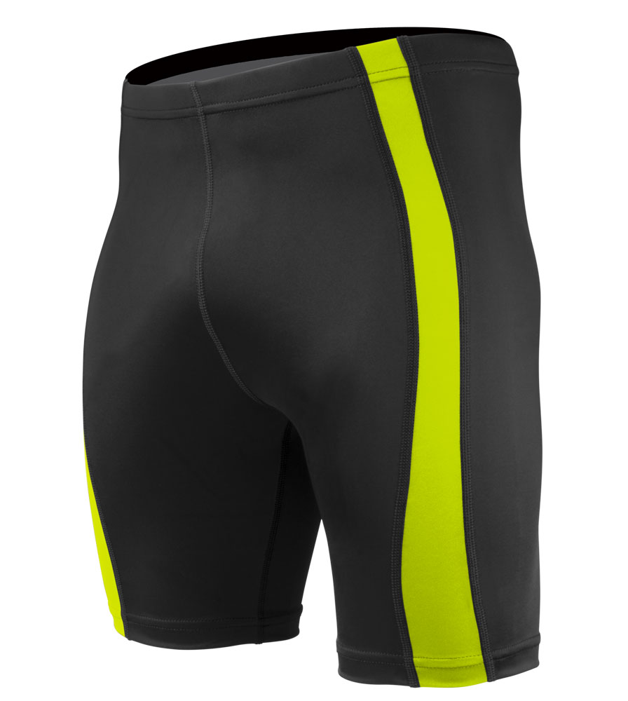 mens-classiccyclingshorts-unpadded-safetyyellow-front.png