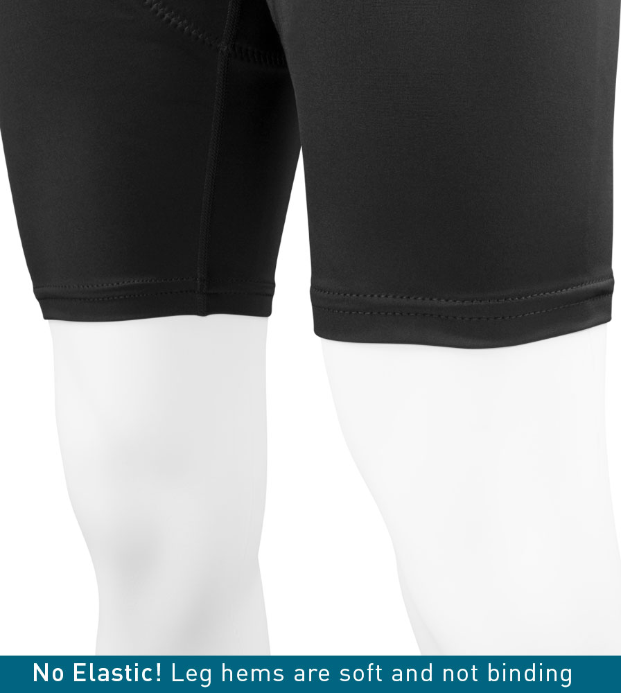 Men's Triathlon Padded Short Leg Cuff Detail