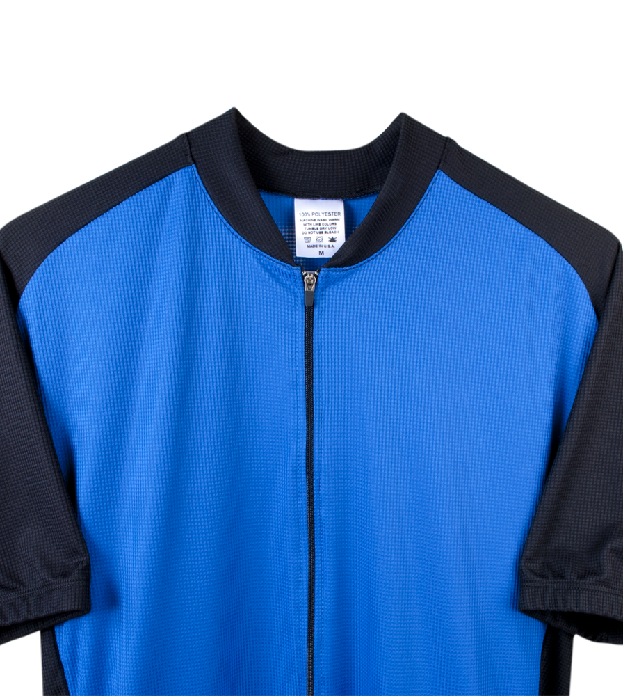 Men's Club Bike Jersey Flat