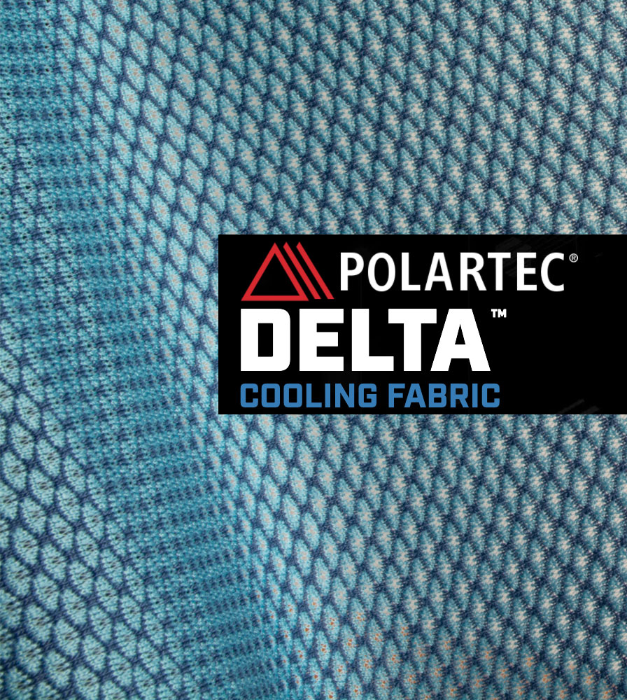 Men's Delta Performance Athletic Fabric
