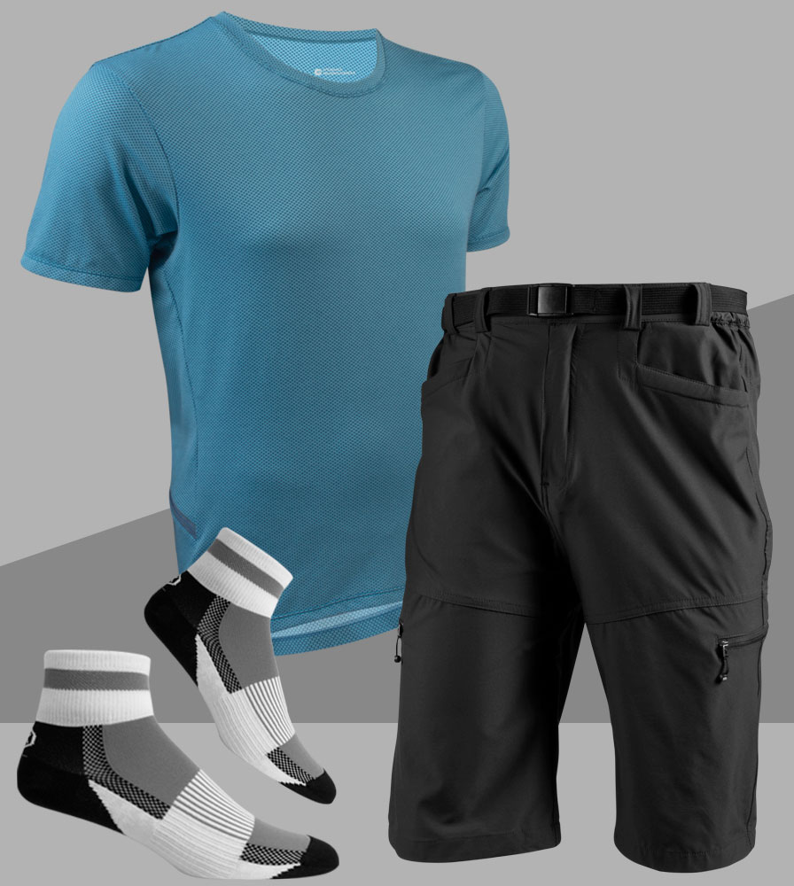 Men's Delta Performance Athletic Kit
