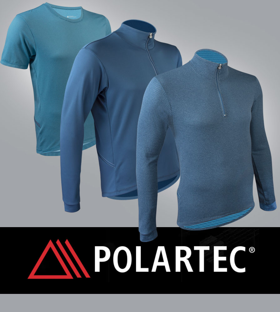 PolarTec Performance Athletic Fabric