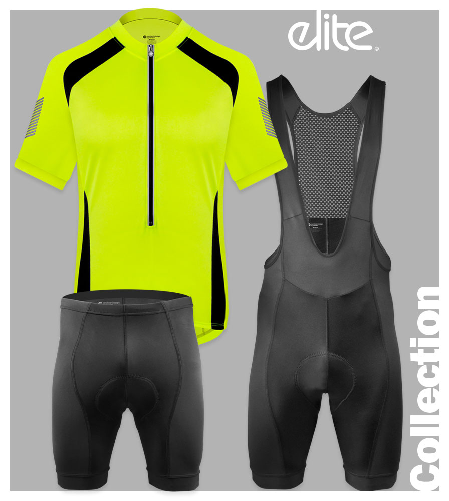 Men's Elite Cycling Kit