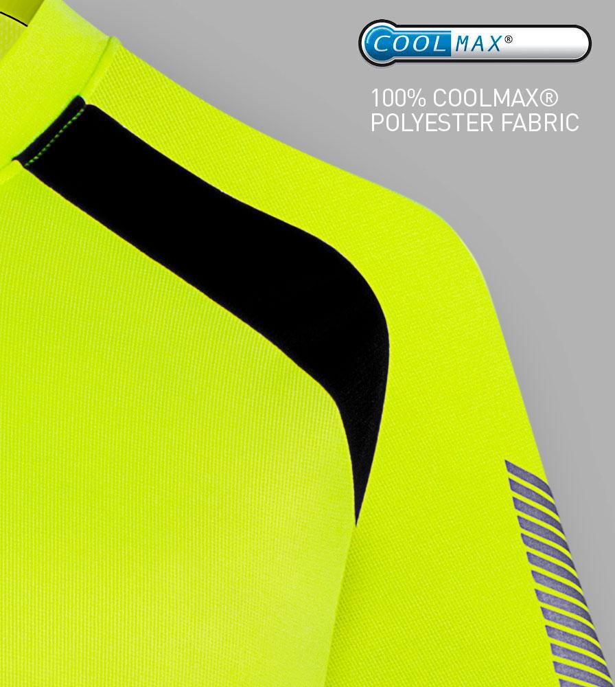 Men's Elite Coolmax Cycling Jerseys Fabric